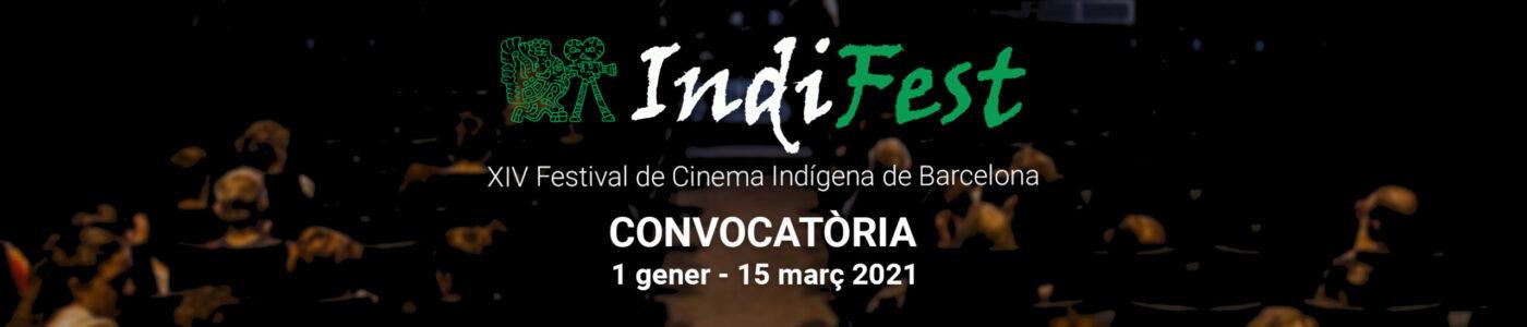 convocatòria XIV INDIFEST 2021