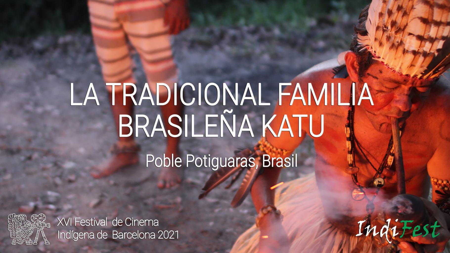 La Tradicional Familia Brasileña KATU cat